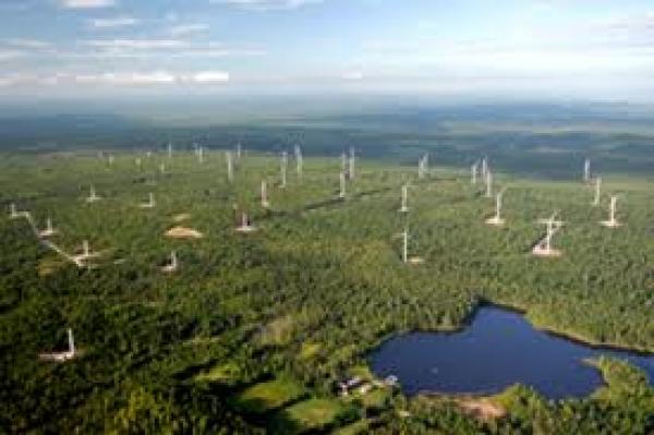 U.S.wind power