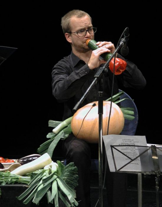 vegetable orchestra 9
