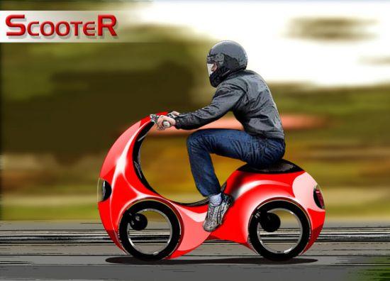 vipul mhapsekar scooter 1