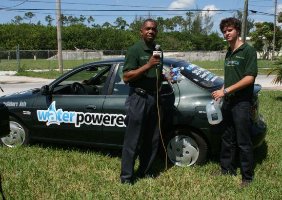 water powered hybrid car 4