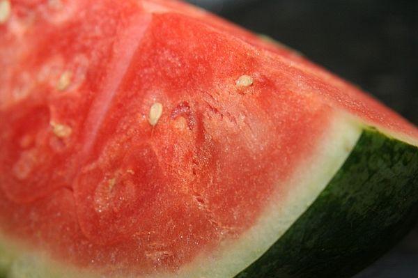 Watermelon waste