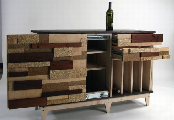 Wine Side table