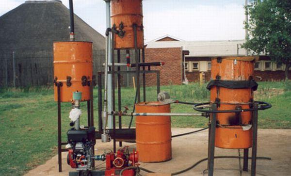Wood Gas