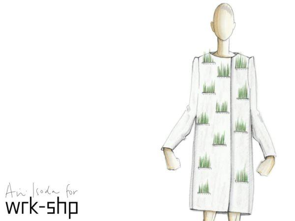 Wrk-shp's living raincoat 3