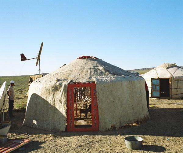 Yurt House