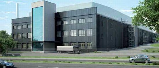 zurich data center
