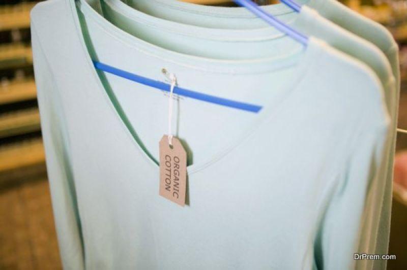 Organic cloth