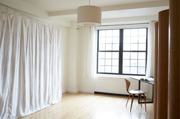 living-room-decoration-attractive-curtain-room-dividers-target-with-white-drums-shade-hanging-lamps-in-white-rooms-design-also-simple-office-chairs-and-desk-office-for-best-window-curtain-design-ideas