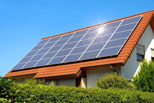 Solar energy ,green home