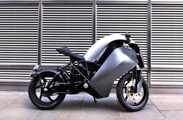 Agility Global clean technology motorcycle_1