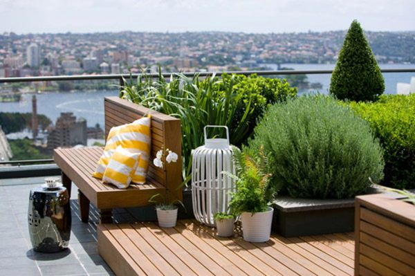 Green roofs are useful and eye catching