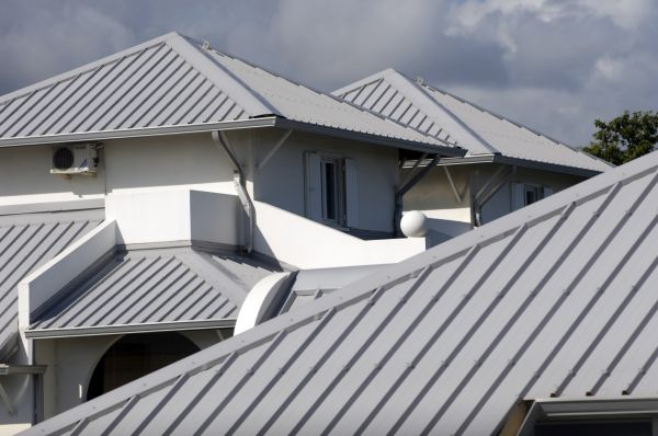 Install roofs that remain cool