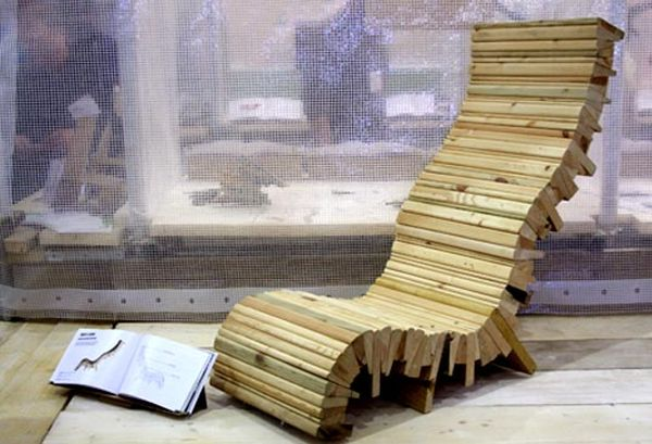 Reincarnated chairs by Claire Danthois_1