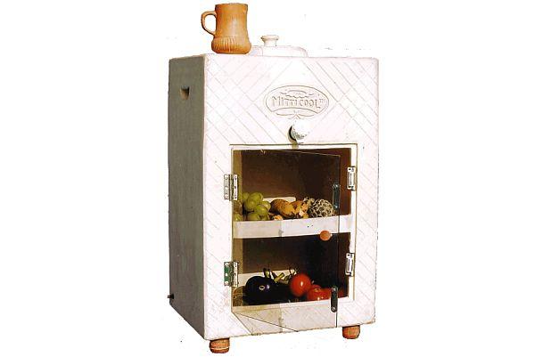 Clay Refrigerator MittiCool