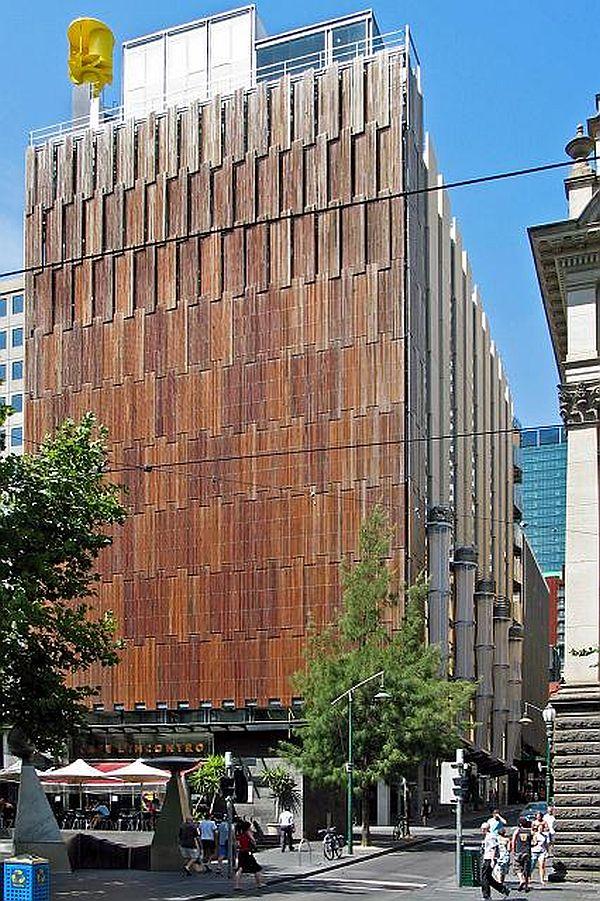 Council House 2, Melbourne