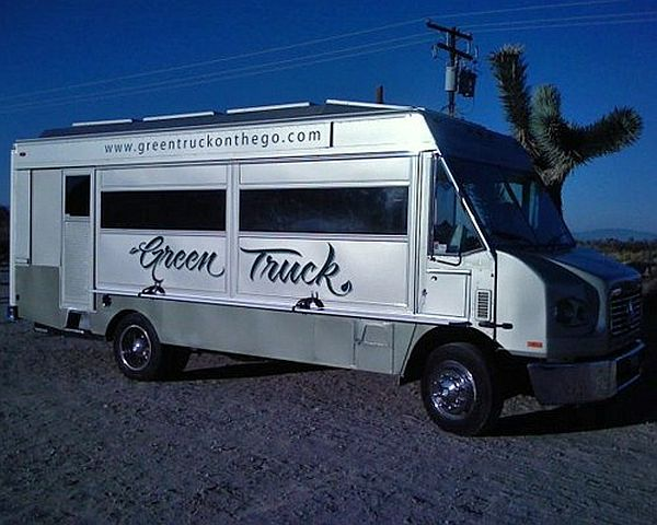 Green Truck, Los Angles and New York