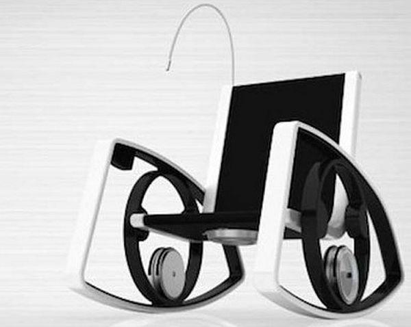 Rocking Chair designed by Shawn Kim