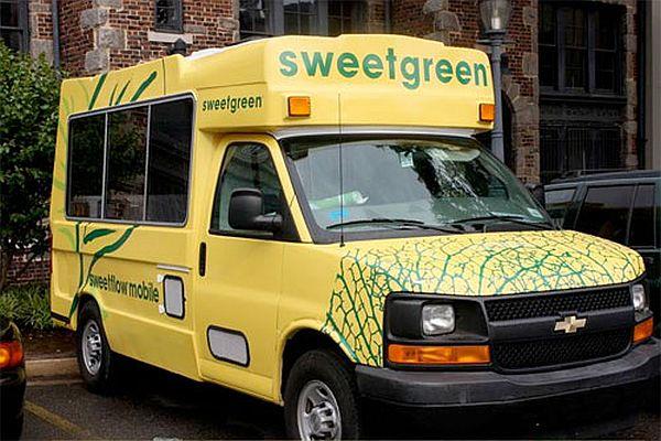 Sweetflow food truck, Washington D.C _1