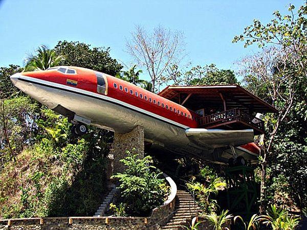 Boeing 727 House, Costa Rica