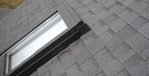 Install skylights in your roof,