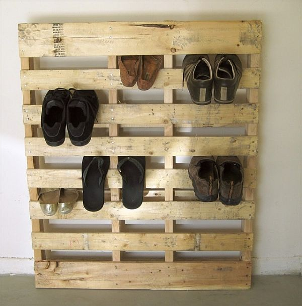 Rack for shoes