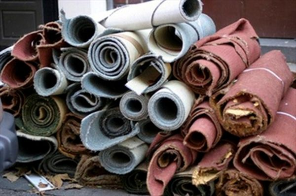 Recycling Your Old Carpets 2