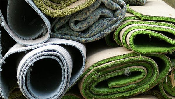 Recycling Your Old Carpets 4