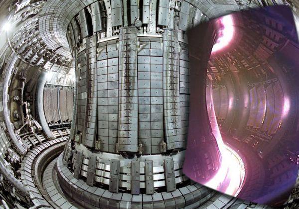nuclear fusion reactors