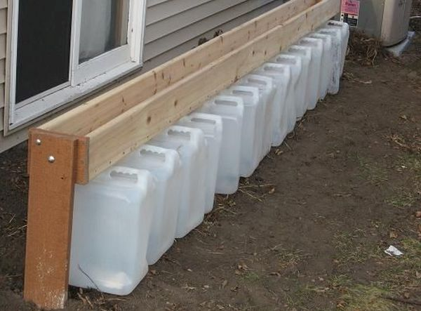 rain water harvesting in containers 1