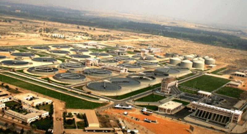 Gabel el Asfar Wastewater Treatment Plant