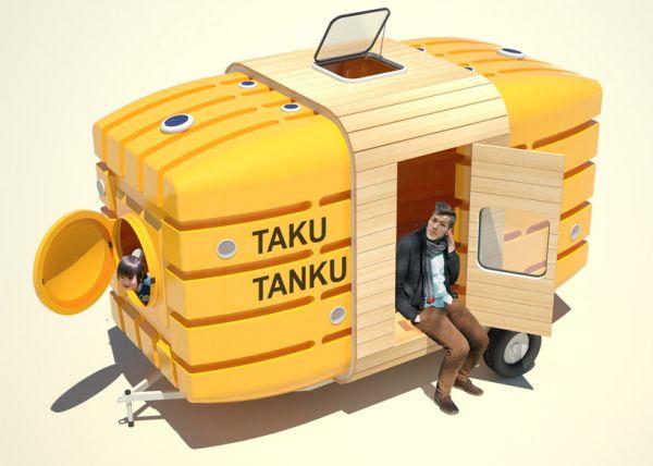 Taku Tanku, designer Takahiro Fukuda