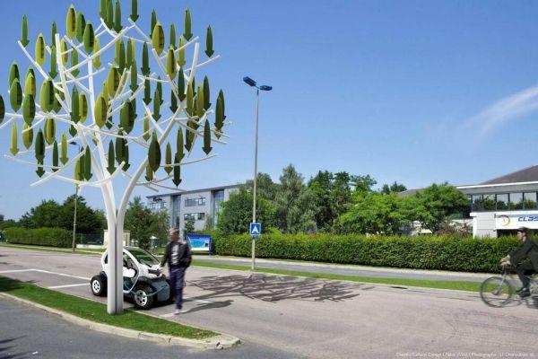 Wind Turbine Trees (3)