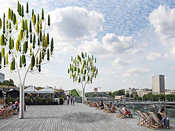 Wind Turbine Trees (4)