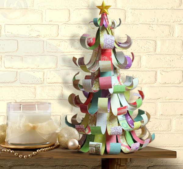 recycled papers for decorating your home