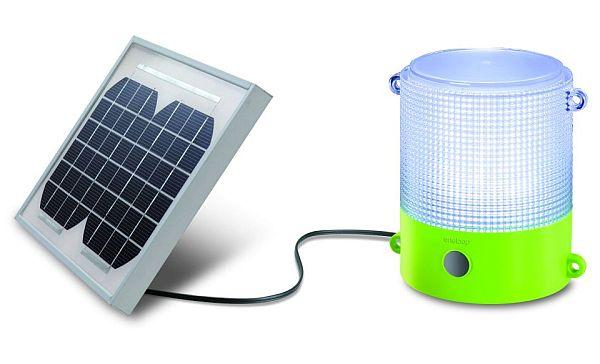 Panasonic Solar LED Light