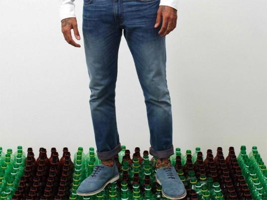 plastic bottles JEANS