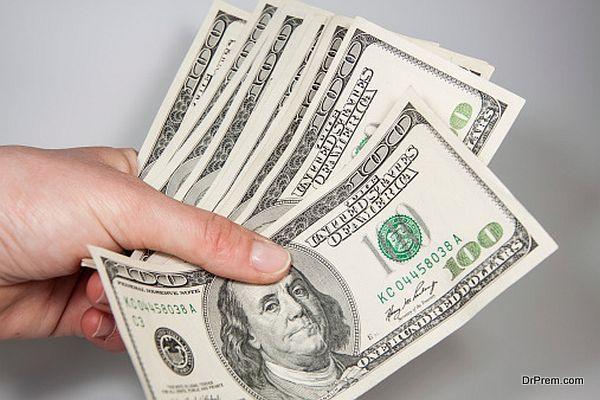 American 100 U.S. dollars
