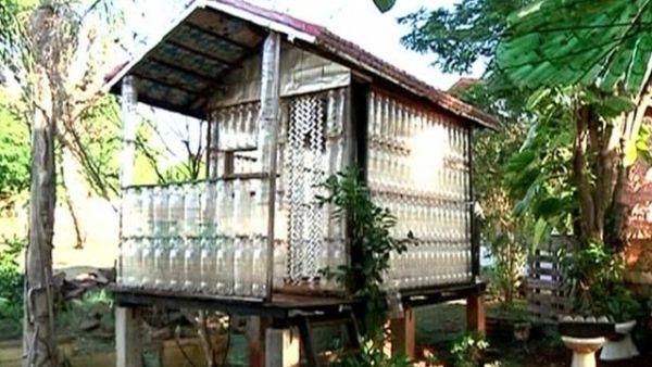 Argentina's plastic house