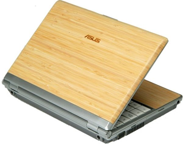 Biodegradable Laptop by Asus