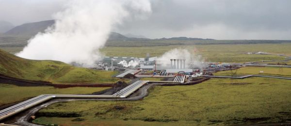 Hellisheidi Geothermal Power Station, Iceland