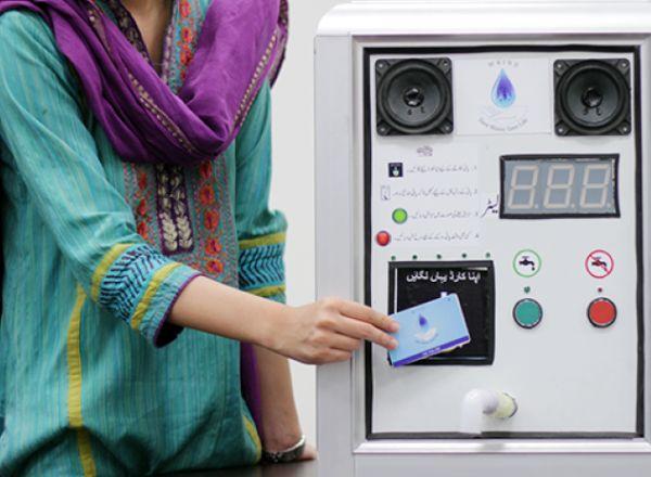Solar-powered ATMs