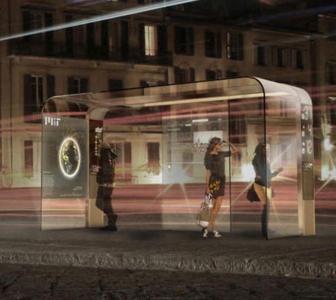 EyeStop Bus Stop
