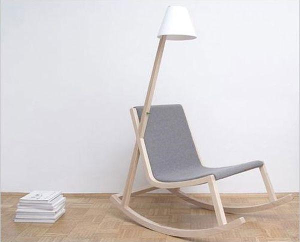 The Murakami Rocking Chair