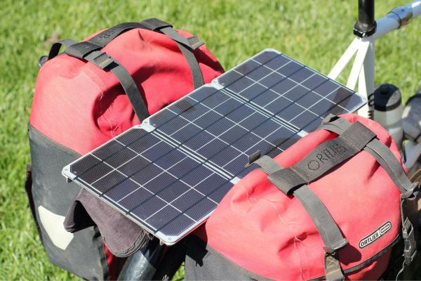 Voltaic's Solar Charger Kits