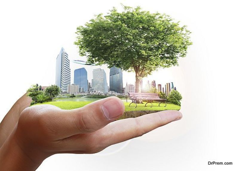concepts of green urbanism