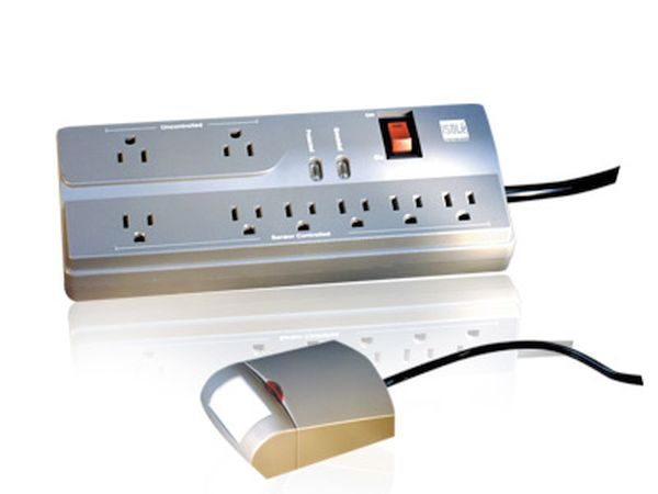 Motion Sensor Power Strips