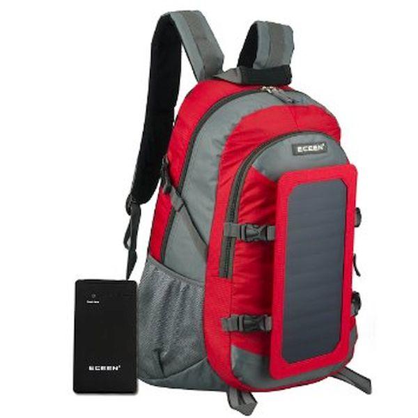 ECEEN 7W Solar Backpack