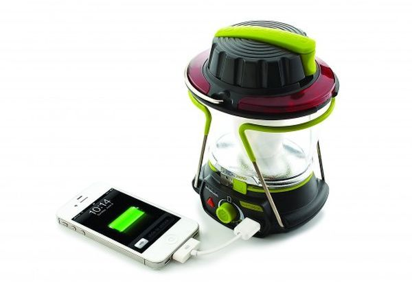 Lighthouse 250 Lantern and Solar Powered Tent