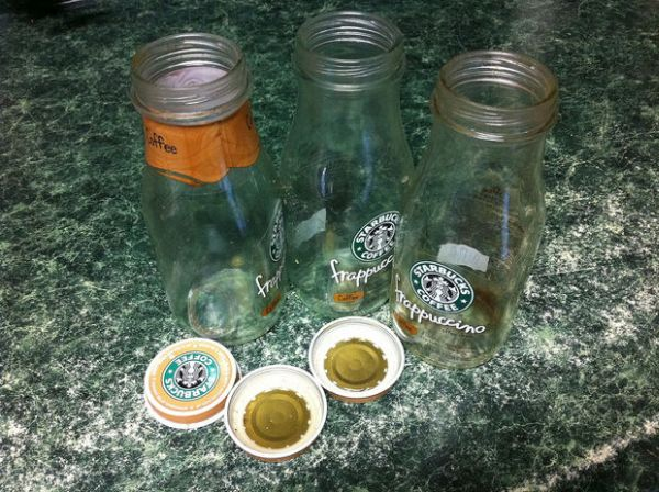 Organic Pest Management Organizers from Repurposed Spice Containers