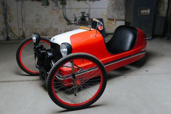 Picar velomobile